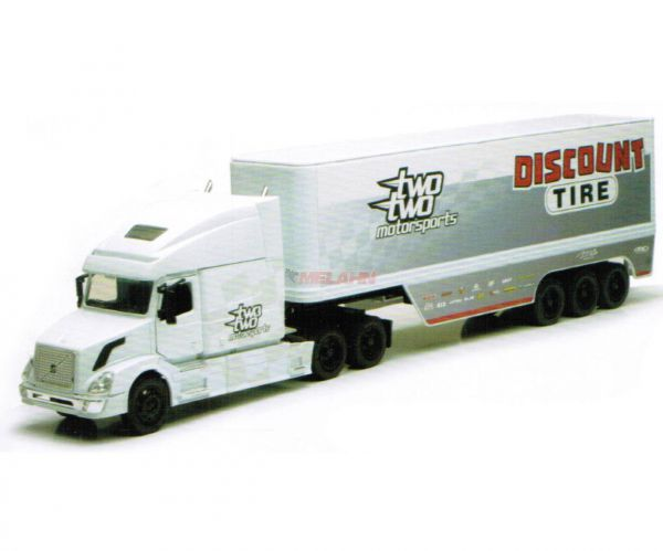 NEW RAY Modell: Tire Discount two two Racinig Truck 1:32
