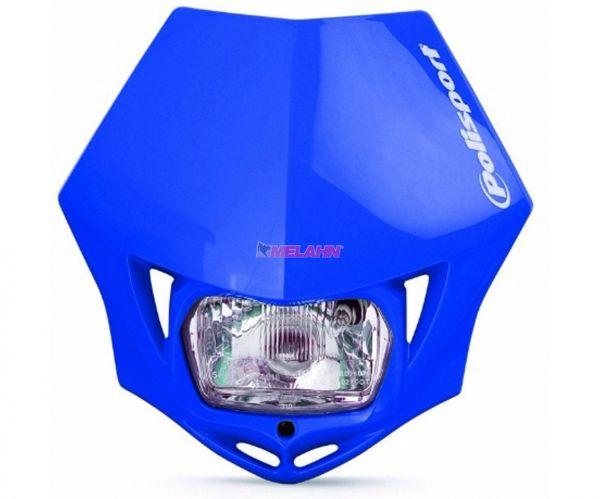 POLISPORT Lampe: MMX, blau
