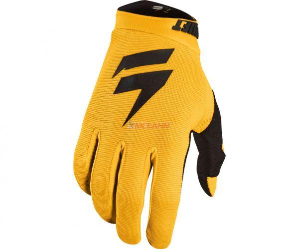 SHIFT Handschuh: Whit3 Air, gelb