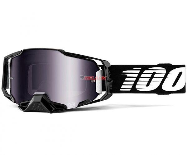 100% Brille: Armega, Black