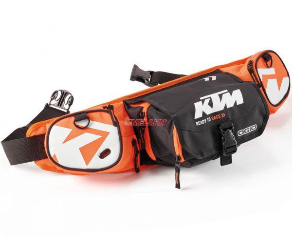 KTM Gürteltasche: Corporate Comp Belt, orange/schwarz