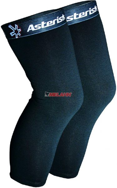 ASTERISK Knee Brace Stulpe (Paar)