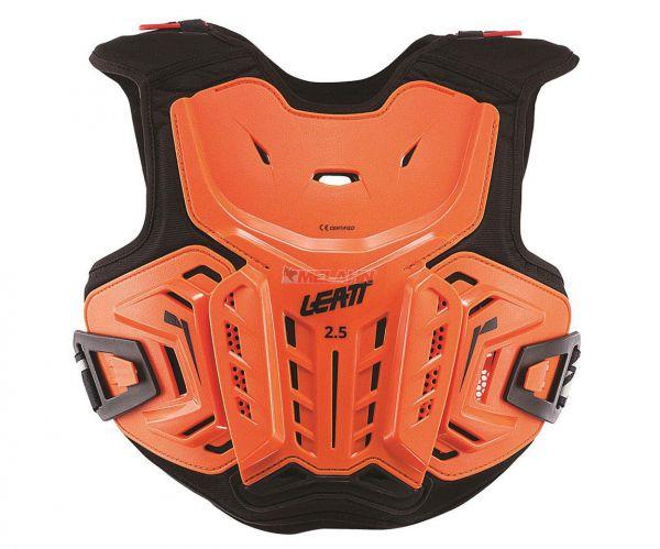 LEATT Kids Brustpanzer: 2.5,orange/schwarz