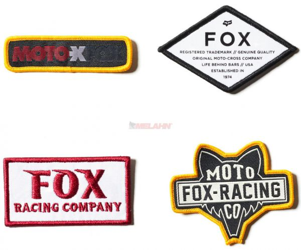 FOX Patch Pack, multi