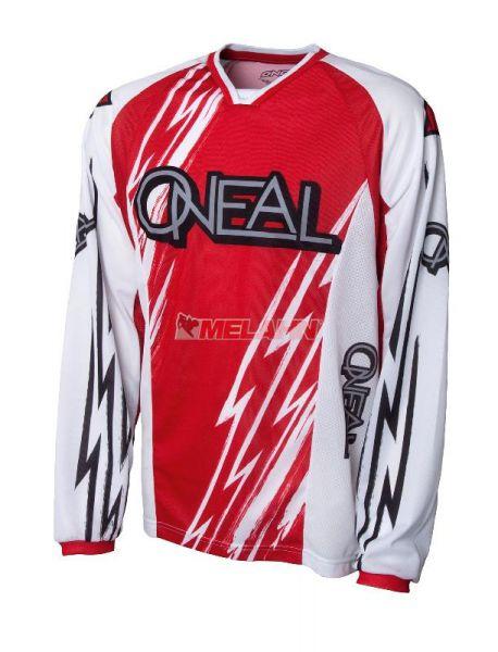 ONEAL Bike-Hemd: Element FR, rot/weiß