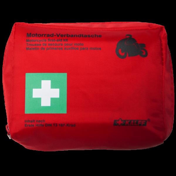 KALFF Erste-Hilfe-Tasche, Verbandtasche, rot