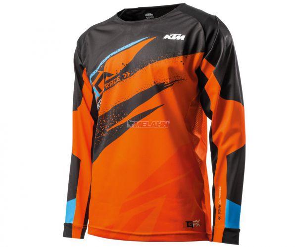 KTM Jersey: Gravity-FX, orange