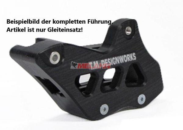 T.M. DESIGNWORKS Einsatz für Kettenführung Enduro Factory Edition 2, KTM/HUSQVARNA