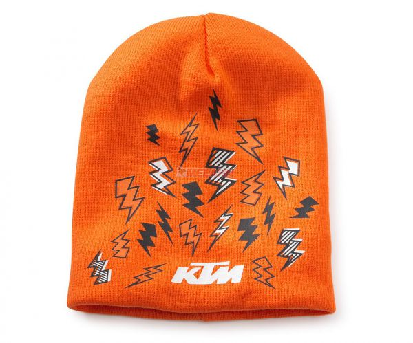 KTM Kids Beanie: Radical, orange