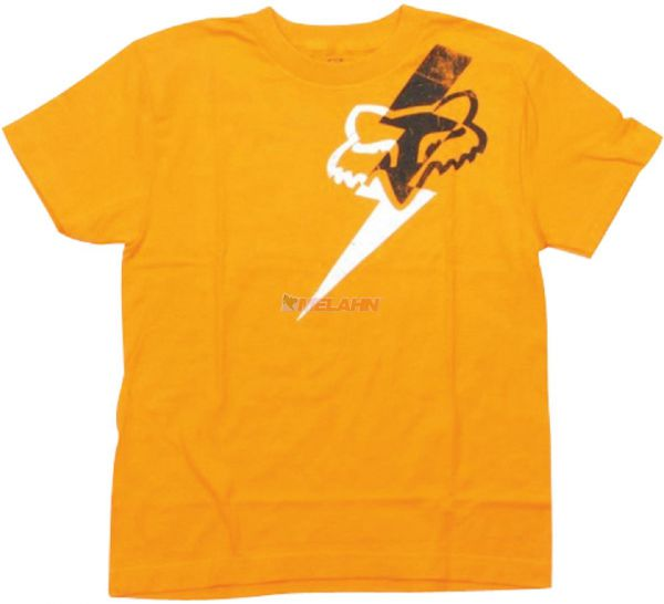 FOX Youth T-Shirt: Pitman, orange