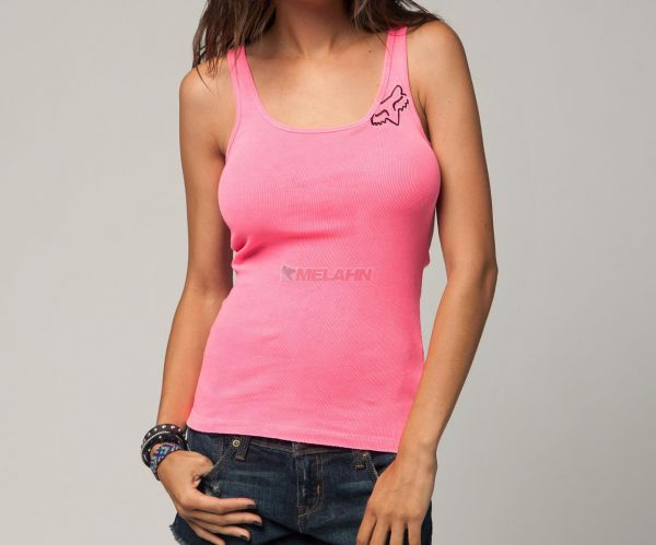 FOX Girls Tank-Top: Miss Clean, pink