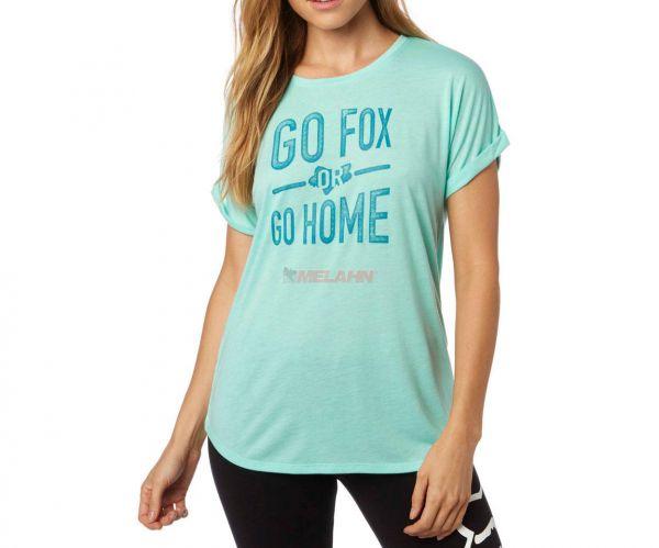 FOX Girls Shirt Invariable, mint