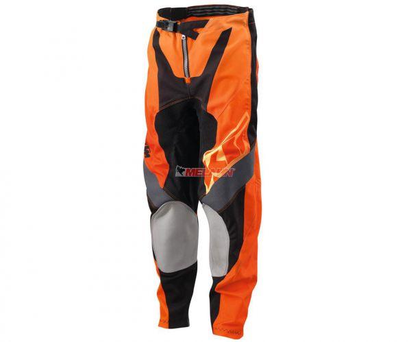 KTM Kids Hose: Pounce, schwarz/orange