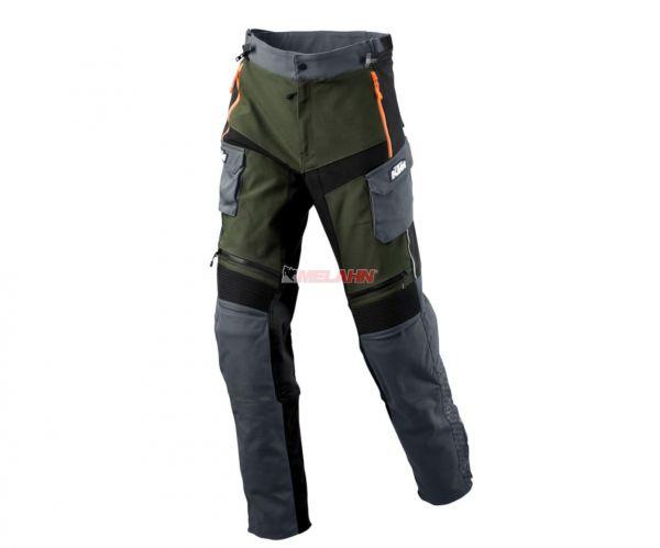 KTM Hose: Adventure R, grau/schwarz