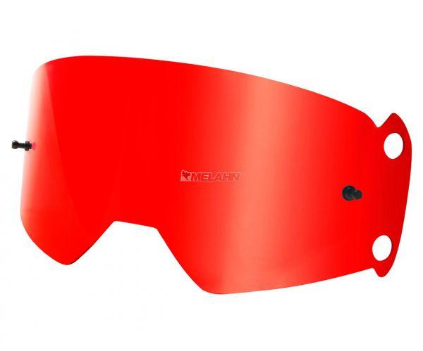 FOX Spiegelglas VUE, rot