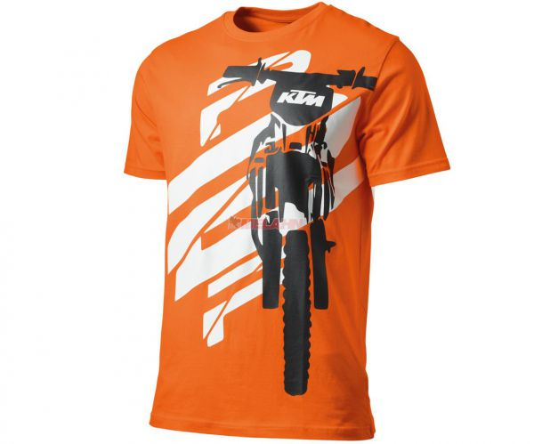 KTM T-Shirt: Radical Riders, orange