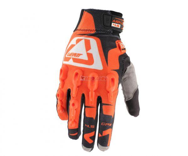 LEATT Handschuh: GPX 4.5 Lite, orange