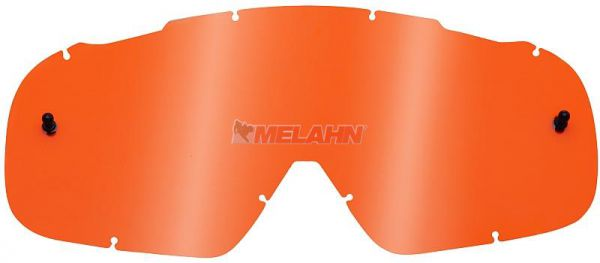 FOX Ersatzglas AIR SPACE: orange