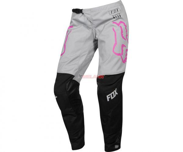 FOX Girls Hose: 180, schwarz/grau/pink