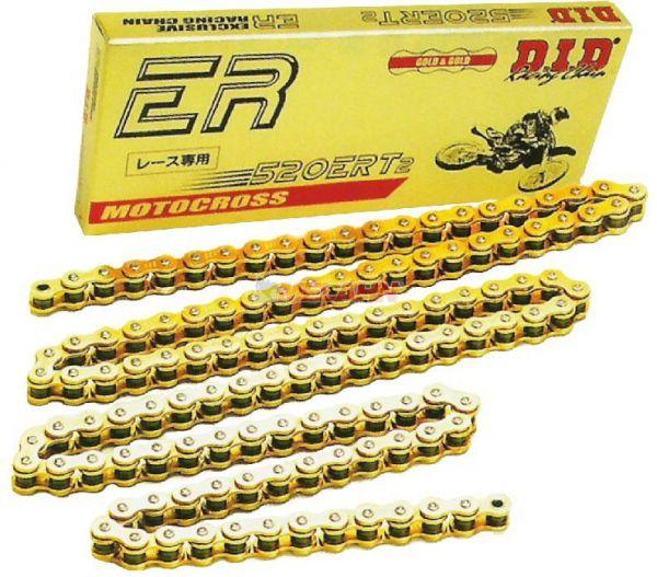 D.I.D. Kette 520 ERT(gold), 118 Glieder