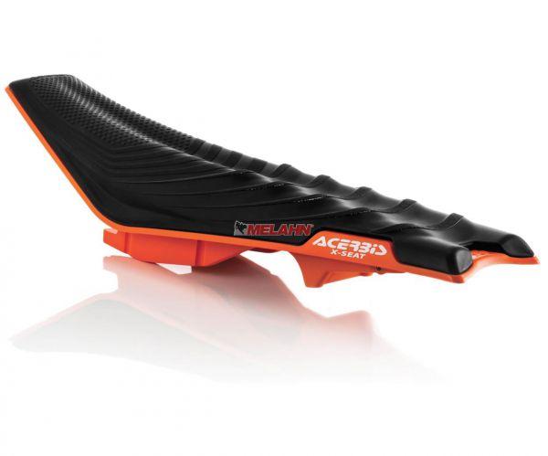 ACERBIS Sitzbank X-Seat soft, schwarz, SX 16-18 / EXC 17-19