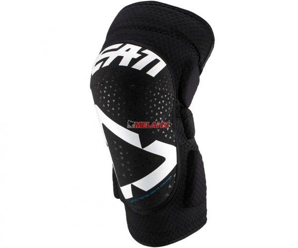 LEATT Junior Knieprotektor (Paar): 3DF, schwarz