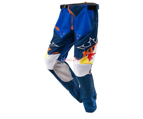 KINI-Red Bull Hose: Competition, blau/weiß