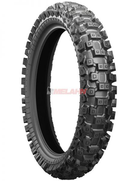 BRIDGESTONE Reifen: X30 110/100-18 (alte DOT-Nummer)