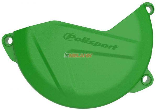 POLISPORT Kupplungsdeckelschutz, KXF 450 06-15, grün
