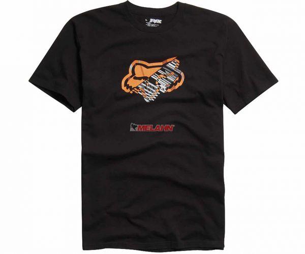 FOX T-Shirt: Perception, schwarz