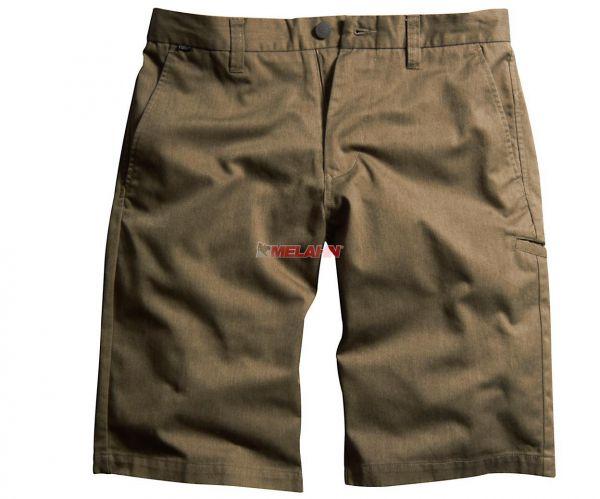 FOX Shorts: Essex Solid, braun/khaki