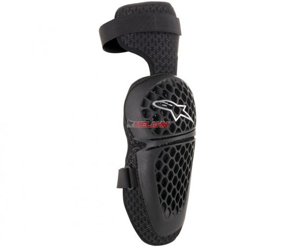 ALPINESTARS Knieprotektor (Paar): Bionic Plus, schwarz