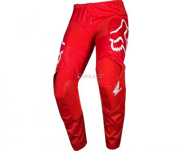 FOX Hose: 180 Honda, rot/weiß