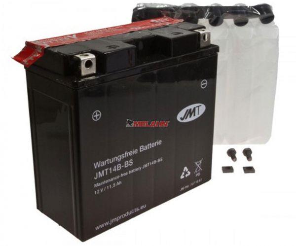 JM Batterie YT14B-4