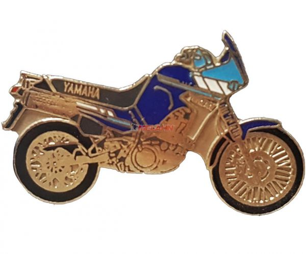 Pin YAMAHA blau, XTZ 660