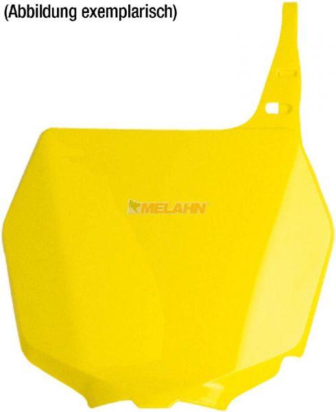 POLISPORT Starttafel RMZ 250 10-18 / 450 08-17, gelb