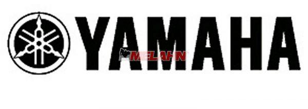 FX Aufkleber für Gabel oder Schwinge (Paar), Yamaha, schwarz