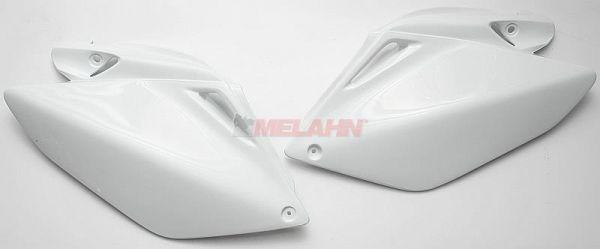 UFO Seitenteile (Paar) CRF 250 06-09, weiß