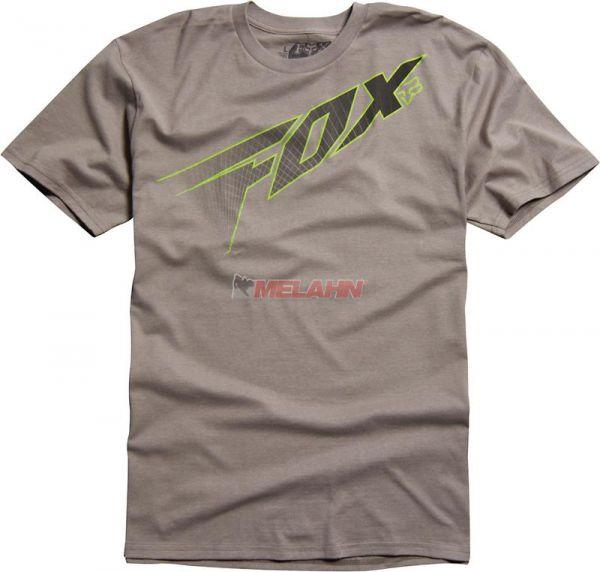 FOX T-Shirt: Redcard, dunkelgrau