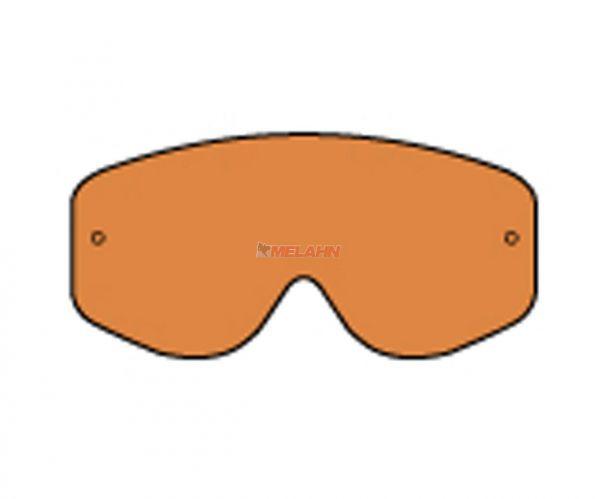 KTM Ersatzglas: Racing, orange