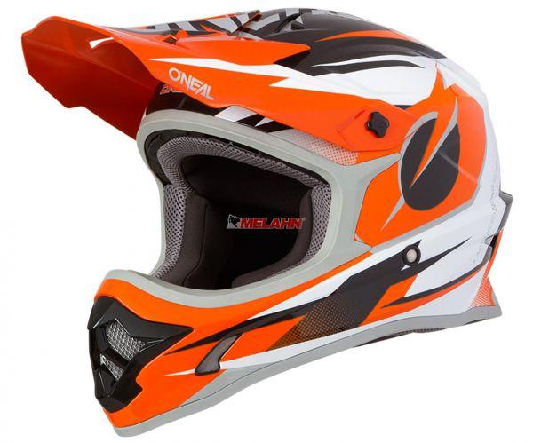ONEAL Helm: 3Series, RIFF, orange