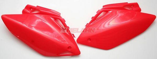 UFO Seitenteile (Paar) CRF 450 05-06, CR2000rot