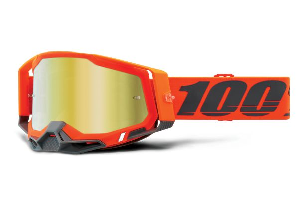 100% Brille: Racecraft 2 Kerv, orange/grau