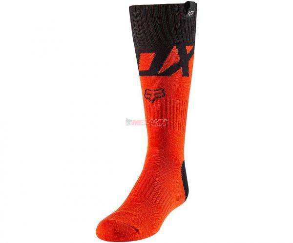 FOX YOUTH MX Socken FYCE, orange