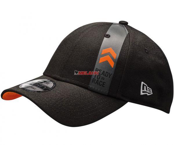 KTM Cap: Pure Cap, schwarz/orange