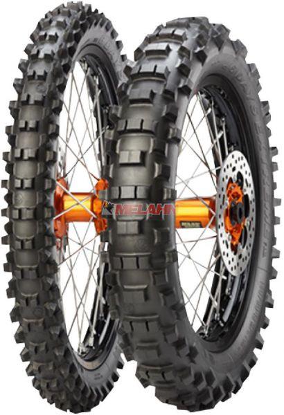 METZELER Reifen: 6 Days Extreme 90/90-21 (mit Straßenzulassung)