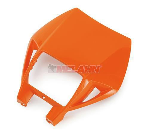 KTM Scheinwerfermaske EXC 00-04, orange