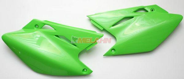 UFO Seitenteile (Paar) KXF 450 06-08, grün05