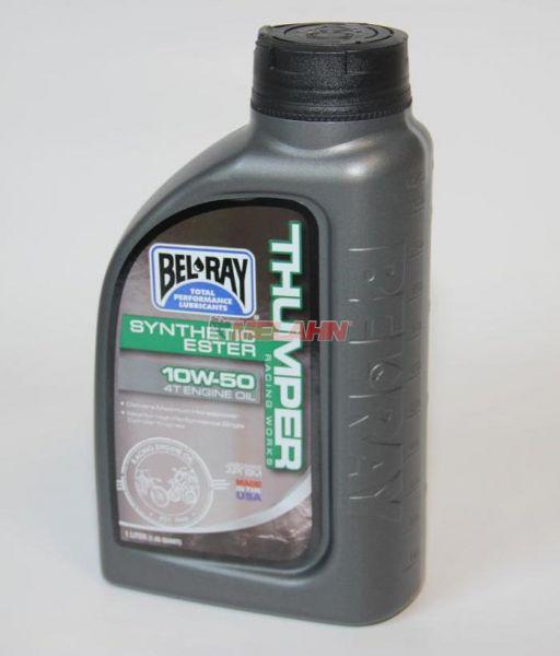 BEL RAY Motoröl 1l: Works Thumper, SAE 10W50