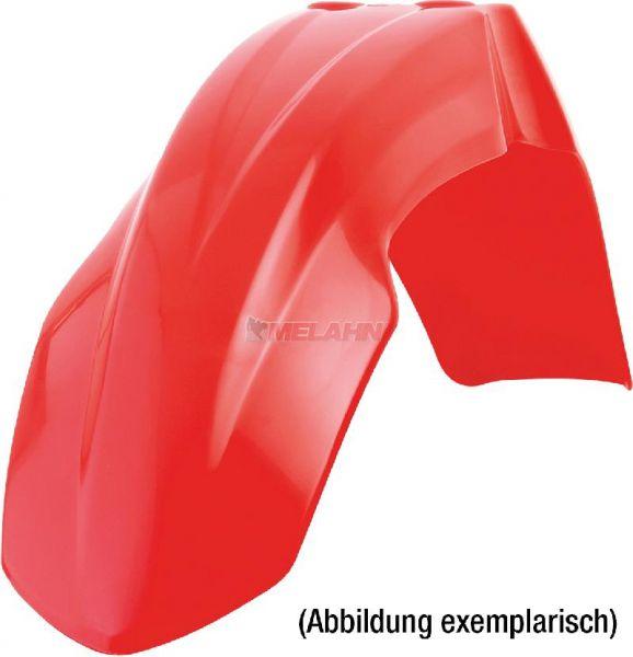 POLISPORT Kotflügel vorne, CRF 250 14-17 / 450 13-16, rot